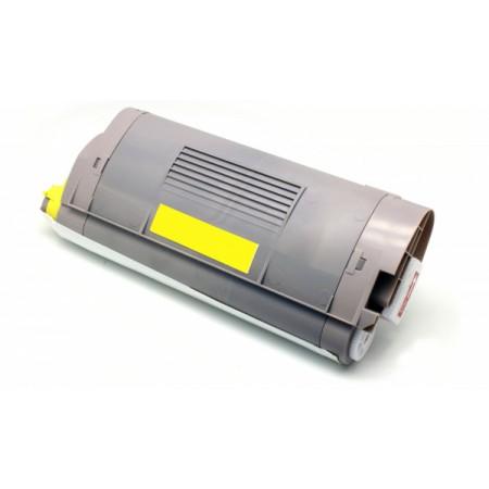Toner OKI 44318605 Yellow (C710, C711)