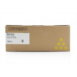 Toner Ricoh 406106 / 406055 / 406768 / 407643 / 406143 Yellow / Original