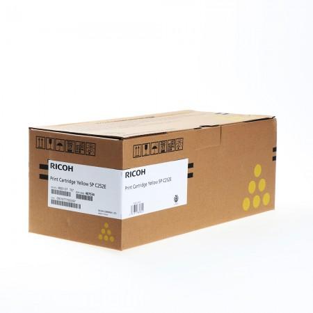 Toner Ricoh 407534 / SP C252 Yellow / Original
