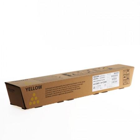 Toner Ricoh MPC3300 / 842044 Yellow / Original