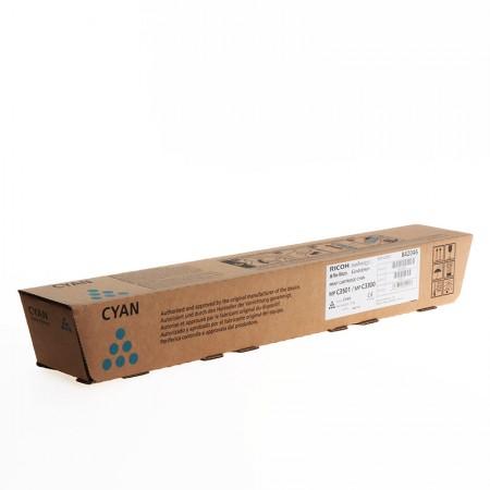 Toner Ricoh MPC3300 / 842046 Cyan / Original
