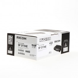 Toner Ricoh 407246 / SP 311HE Black / Original