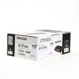 Toner Ricoh 407246 / SP 311HE Black / Original