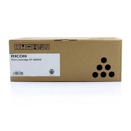 Toner Ricoh 406522 / SP 3400HE Black / Original