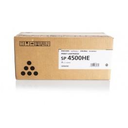 Toner Ricoh 407318 / SP 4500HE Black / Original