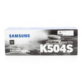 Toner Samsung CLT-K504S Black / Original