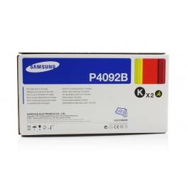 Toner Samsung CLT-P4092B Black / Dvojno pakiranje / Original