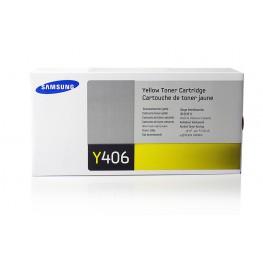 Toner Samsung CLT-Y406S Yellow / Original