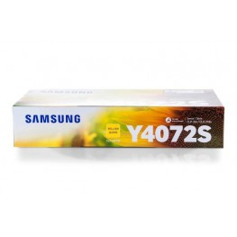 Toner Samsung CLT-Y4072S Yellow / Original