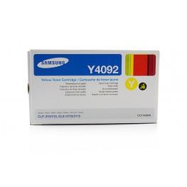 Toner Samsung CLT-Y4092S Yellow / Original