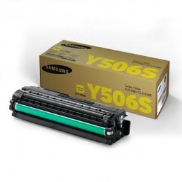 Toner Samsung CLT-Y506S Yellow / Original