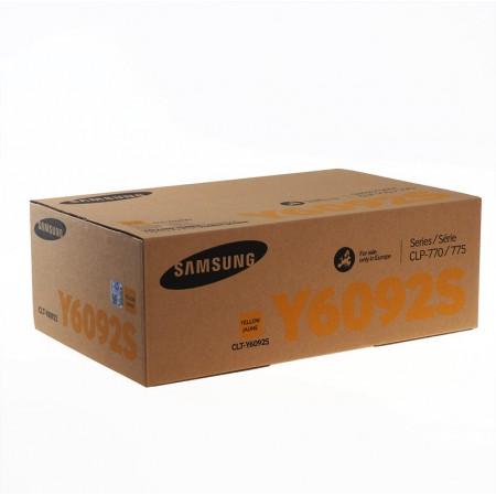 Toner Samsung CLT-Y6092S Yellow / Original