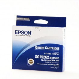 Trak Epson S015262 Black / Original