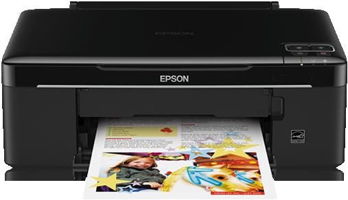 Priljubljen brizgalni tiskalnik Epson Stylus SX130